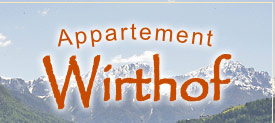 Appartement Appartamenti Wirthof Rasen im Antholzertal